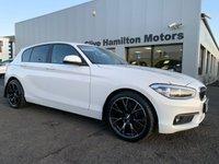 USED 2019 68 BMW 1 SERIES 1.5 116D SE BUSINESS SAT NAV & P/SENSORS115 BHP New A/W OPT £500 EXTRA