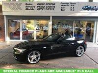 2011 BMW Z4 2.0 Z4 SDRIVE20I M SPORT ROADSTER 2d AUTO 181 BHP £10975.00