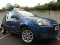 2008 FORD FIESTA 1.2 STYLE CLIMATE 16V 3d 78 BHP £2499.00