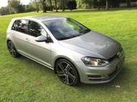USED 2013 63 VOLKSWAGEN GOLF 1.6 S TDI BLUEMOTION TECHNOLOGY 5d 103 BHP **EXCELLENT FINANCE PACKAGES**FREE ROAD TAX**MOT TO APRIL 2020**