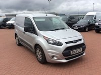 2016 FORD TRANSIT CONNECT 1.5 200 TREND 100 BHP (BD66SKZ) £5900.00