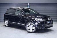 2014 VOLKSWAGEN TOUAREG 3.0 V6 R-LINE TDI BLUEMOTION TECHNOLOGY 5d AUTO 202 BHP £15475.00