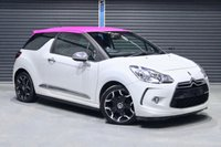 USED 2012 61 CITROEN DS3 1.6 E-HDI AIRDREAM DSPORT PLUS 3d 111 BHP