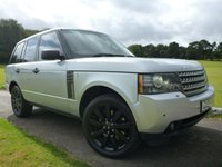 2006 LAND ROVER RANGE ROVER VOGUE 4.2 v8 supercharged auto £6500.00