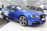 2015 AUDI A5 2.0 TDI BLACK EDITION PLUS AUTO £15975.00