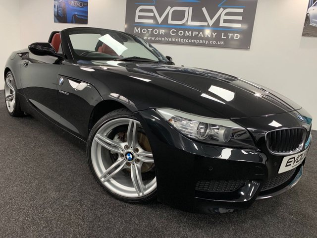 2013 13 BMW Z4 2.0 Z4 SDRIVE20I M SPORT ROADSTER 2d 181 BHP
