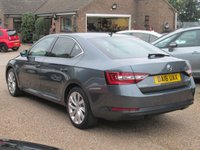 USED 2016 16 SKODA SUPERB 1.4 SE L EXECUTIVE TSI DSG 5d AUTO 148 BHP ONLY £30 ROAD TAX - 62.8 MPG EXTRA
