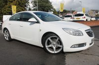 USED 2012 62 VAUXHALL INSIGNIA 2.0 SRI VX-LINE CDTI 5d 157 BHP SERVICE HISTORY - JUST 2 FORMER KEEPERS - TOP OF THE RANGE DIESEL MODEL