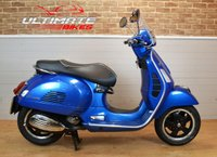 2016 PIAGGIO VESPA GTS  300 SUPER ABS. ONE OWNER, 300CC £2995.00