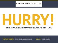 USED 2009 09 HYUNDAI SANTA FE 2.2 CDX CRTD 5d 148 BHP 7 Seater+Full Leather+Full History+Towbar