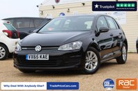 USED 2015 65 VOLKSWAGEN GOLF 1.6 BLUEMOTION TDI 5d 108 BHP