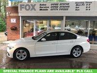 2015 BMW 3 SERIES 2.0 316D SPORT 4d 114 BHP £11475.00
