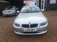 USED 2010 10 BMW 3 SERIES 2.0 320I SE 2d AUTO 168 BHP FULL MAIN DEALER SERVICE HISTORY - FINANCE AVAILABLE