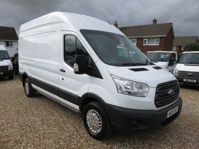 FORD TRANSIT at Scarrotts Van & Truck Centre