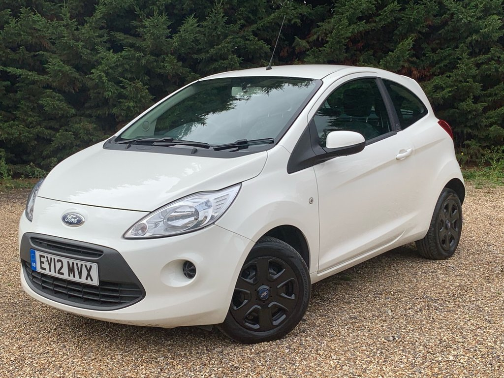 USED 2012 12 FORD KA 1.2L EDGE 3d 69 BHP