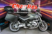 USED 2009 09 BMW R SERIES BMW R1200R Full luggage. excellent condition all round.2 owners from new
