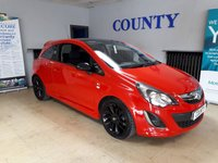 USED 2014 64 VAUXHALL CORSA 1.2 LIMITED EDITION 3d 83 BHP * LOW MILEAGE * 12 MONTHS MOT *