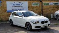 USED 2013 13 BMW 1 SERIES 2.0 116D SPORT 5d AUTO 114 BHP