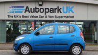 USED 2010 59 HYUNDAI I10 1.2 CLASSIC 5d 77 BHP GREAT VALUE AT OUR LOW PRICE  *