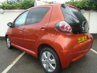 USED 2012 62 TOYOTA AYGO 1.0 VVT-I FIRE AC 5d 67 BHP GUARANTEED TO BEAT ANY 'WE BUY ANY CAR' VALUATION ON YOUR PART EXCHANGE
