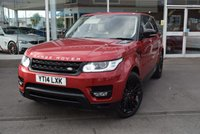 2014 LAND ROVER RANGE ROVER SPORT 3.0 SDV6 HSE DYNAMIC 5d AUTO 288 BHP £SOLD