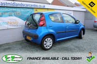 USED 2012 62 PEUGEOT 107 1.0 ACTIVE 5d 68 BHP PETROL BLUE LOW INSURANCE GROUP + FREE ROAD TAX + EXCELLENT MPG