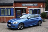 USED 2013 63 BMW 1 SERIES 3.0 M135I 3d 316 BHP Full Service History! Black Leather!