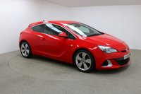 USED 2013 63 VAUXHALL ASTRA 2.0 VXR 3d 276 BHP FINISHED IN A STUNNING RED + FULL SERVICE HISTORY + BLUETOOTH + PARKING SENSORS + DAB RADIO + AUX/USB + AIR CON + MULTI FUNCTION STEERING WHEEL + CRUISE CONTROL + SPEED LIMITER + ELECTRIC MIRRORS + ELECTRIC WINDOWS + VXR MODE + BUCKET SEATS