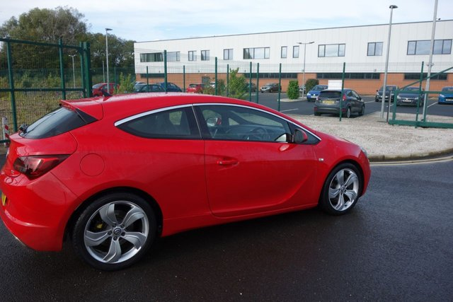 VAUXHALL ASTRA at Dace Motor Group