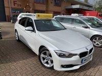 USED 2013 13 BMW 3 SERIES 2.0L 318D SE 4d AUTO 141 BHP