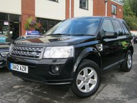 USED 2012 12 LAND ROVER FREELANDER 2.2 TD4 GS 5d 150 BHP