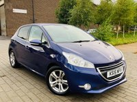 USED 2015 15 PEUGEOT 208 1.6 E-HDI ALLURE 5d 92 BHP