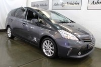 USED 2013 13 TOYOTA PRIUS PLUS 1.8 VVT-h T Spirit CVT 5dr (7 Seats) PAN ROOF! 7 SEATS! HEADS UP!