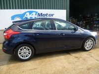 USED 2012 12 FORD FOCUS 1.6 Ti-VCT Titanium Powershift 5dr AUTOMATIC ,LOW MILEAGE!!