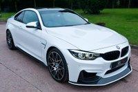 2017 BMW M4 3.0 BiTurbo DCT (s/s) 2dr £37990.00