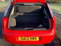 USED 2013 13 FIAT PUNTO 1.2 8V Easy 3dr EU5 1 Owner! 2 Keys ! Low Tax/Ins!