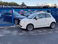 2010 FIAT 500 1.2 SPORT 3d 70 BHP £3491.00