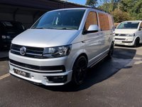 USED 2017 17 VOLKSWAGEN TRANSPORTER Volkswagen T6 Transporter 150ps DSG auto Custom Kombi no VAT Finance arranged and available with low deposit and HP plans up to 10 years