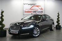 Used JAGUAR XF for sale in Newport