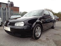 USED 1999 V VOLKSWAGEN GOLF 2.0 GTI 3d 114 BHP FULL MOT UPON PURCHASE 2 FORMER KEEPERS