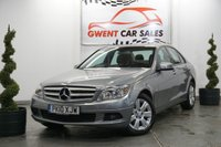 Used MERCEDES-BENZ C CLASS for sale in Newport