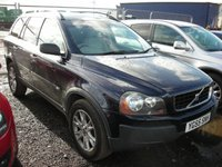 USED 2005 55 VOLVO XC90 2.4 D5 SE AWD 5d AUTO 161 BHP Leather