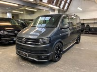 USED 2018 68 VOLKSWAGEN TRANSPORTER 68reg Volkswagen T6 Transporter 204ps DSG Custom Kombi Finance arranged with low deposits, HP plans upto ten years and balloon payment plans upto four years.