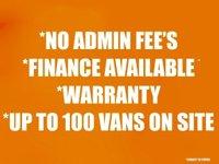 USED 2013 13 VAUXHALL VIVARO 2.0 2700 SWB CDTI ECOFLEX AIR CON