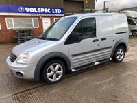 USED 2012 12 FORD TRANSIT CONNECT 1.8 T200 TREND SWB 90 BHP NO VAT!