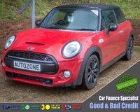 2014 MINI HATCH COOPER 2.0 COOPER S 3d 189 BHP £9995.00