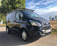 USED 2014 64 FORD TRANSIT CUSTOM 270 TREND LR P/V