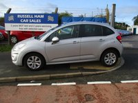 USED 2010 10 CITROEN C3 1.4 VTR PLUS 5d 72 BHP New MOT & Full Service Done on purchase + 2 Years FREE Mot & Service Included After . 3 Months Russell Ham Quality Warranty . All Car's Are HPI Clear . Finance Arranged - Credit Card's Accepted . for more cars www.russellham.co.uk