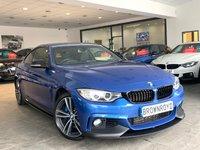 USED 2014 64 BMW 4 SERIES 3.0 435D XDRIVE M SPORT 2d AUTO 309 BHP BM PERFORMANCE STYLING+PLUS PK