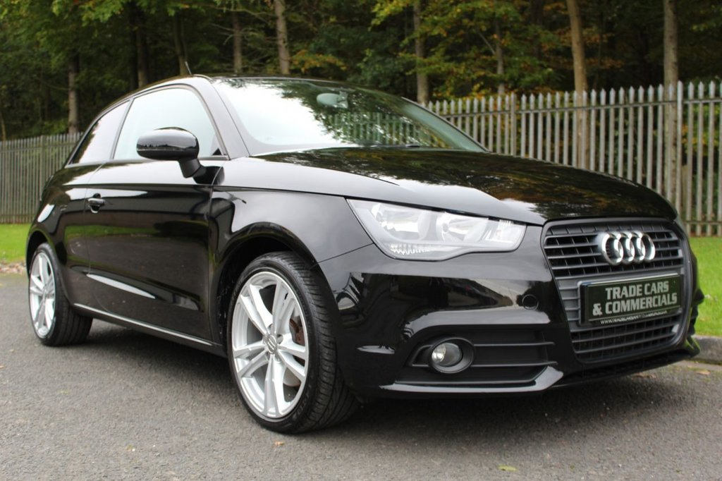 USED 2011 61 AUDI A1 1.4 TFSI SPORT 3d 122 BHP A GREAT LOOKING CAR WITH 17 INCH ALLOYS AND FULL HISTORY!!!